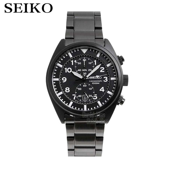 SEIKO Watch Chronograph Shi Yinggang Take Men'S Watch Business And Leisure Travelers SNN271J1 - Beltran's Enterprise