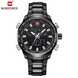 NAVIFORCE Quartz Wristwatch Mens Watches Top Brand Luxury Sport Military Watch Men Clock Stainless - Beltran's Enterprise