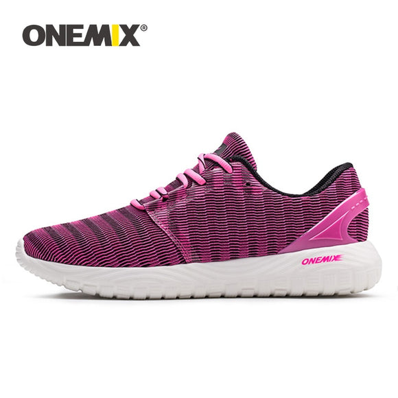 ONEMIX women sneakers cool summer deodorant insole light soft running shoes female sneakers - Beltran's Enterprise