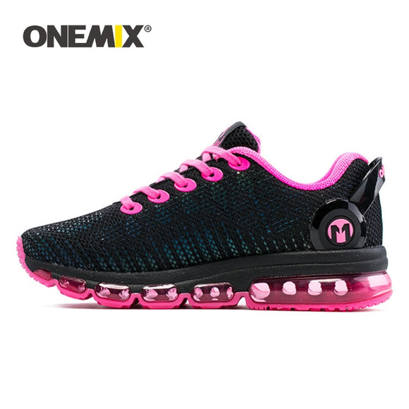 Onemix women running shoes women sneaker lightweight reflective mesh vamp sneaker for women - Beltran's Enterprise