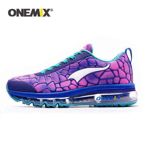 ONEMIX girl sneakers female running shoes soft deodorant insole eliminating dampness - Beltran's Enterprise