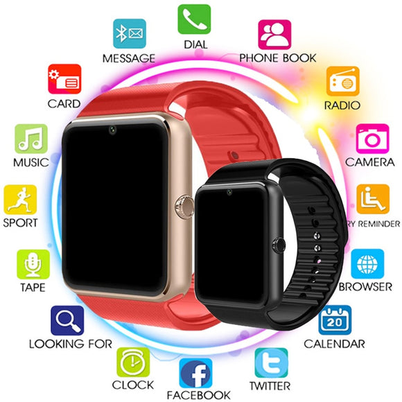 Smart Watch GT08 For Apple Watch Men Women Android Wristwatch - Beltran's Enterprise