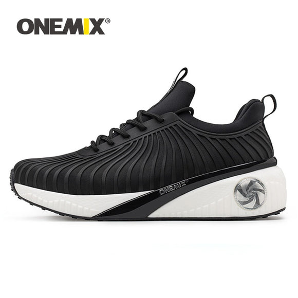 ONEMIX women sneakers height increasing shoes for outdoor walking light cool high jogging sneakers - Beltran's Enterprise