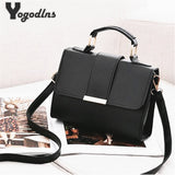Retro Women Handbag Ladies Crossbody Messenger Bags High Quality PU Leather - Beltran's Enterprise