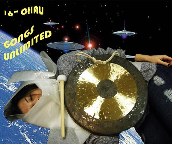 The Great Extraterrestrial Extreme Protectress (feat. Sixteen Inch Chau Gong)