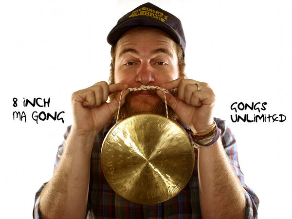 "The 8"" Ma Gong: Fashion Fad for Djinns and Dads"