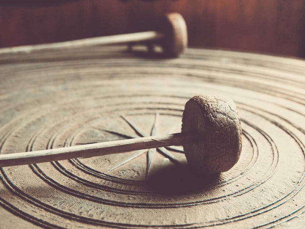Recommended Gong Meditation Recordings  with Various Artist