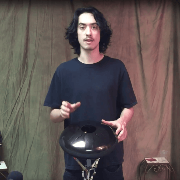 Idiopan Steel Tongue Drums - Tuning Video