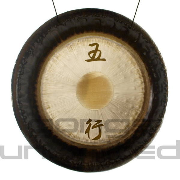A Visit from Meinl and Angel Shares a Wu Xing Gong