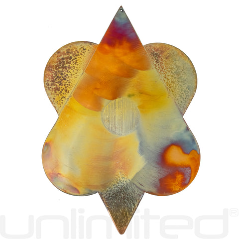 SoundSmithing Unified Heart Sound Plates - Bronze Agni 2
