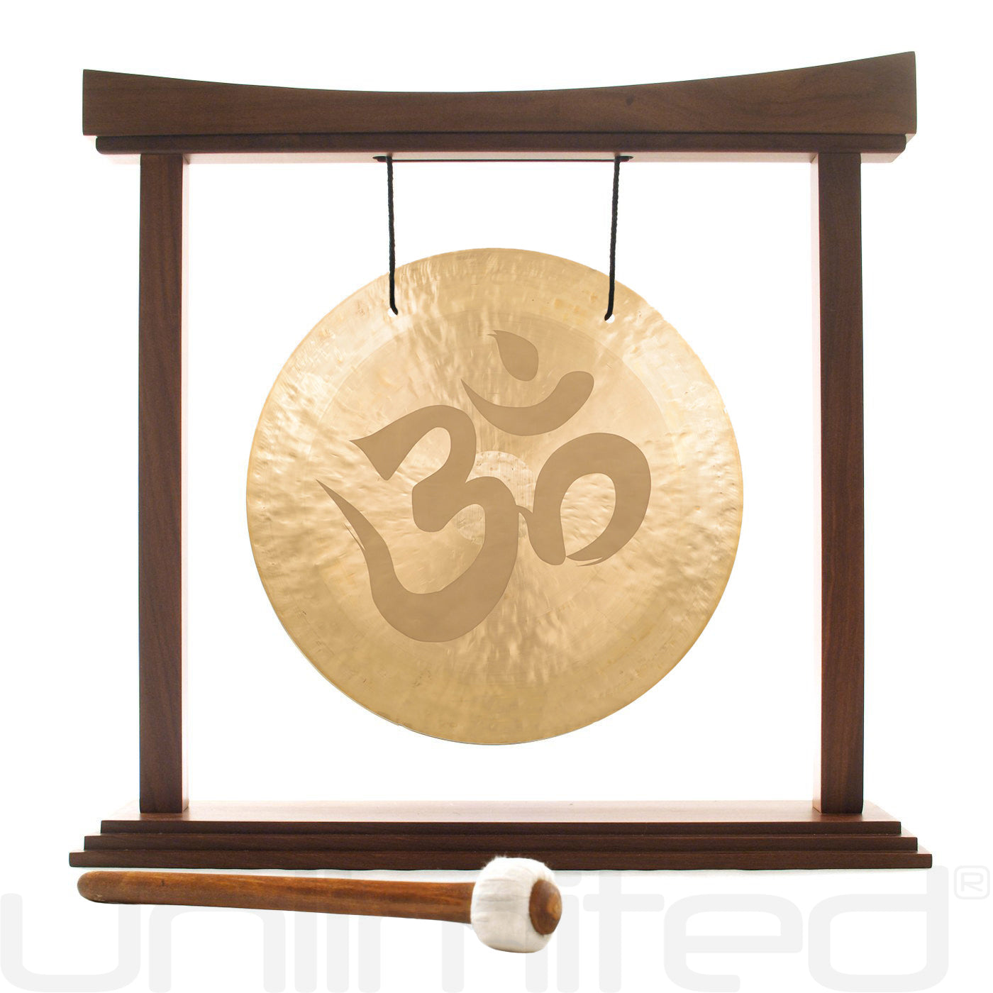 Gongs with Spiritual Symbols - Gongs Unlimited
