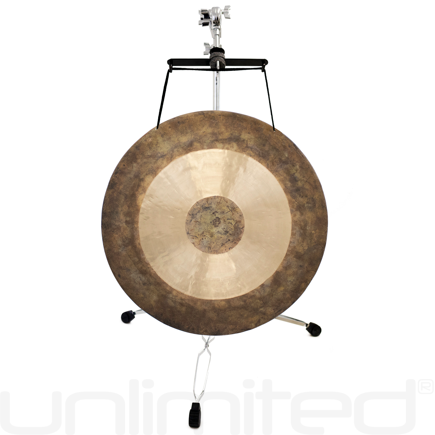 """Rambo Rimbaud Gong Stands for 20/"""" to 40/"""" Gongs"""