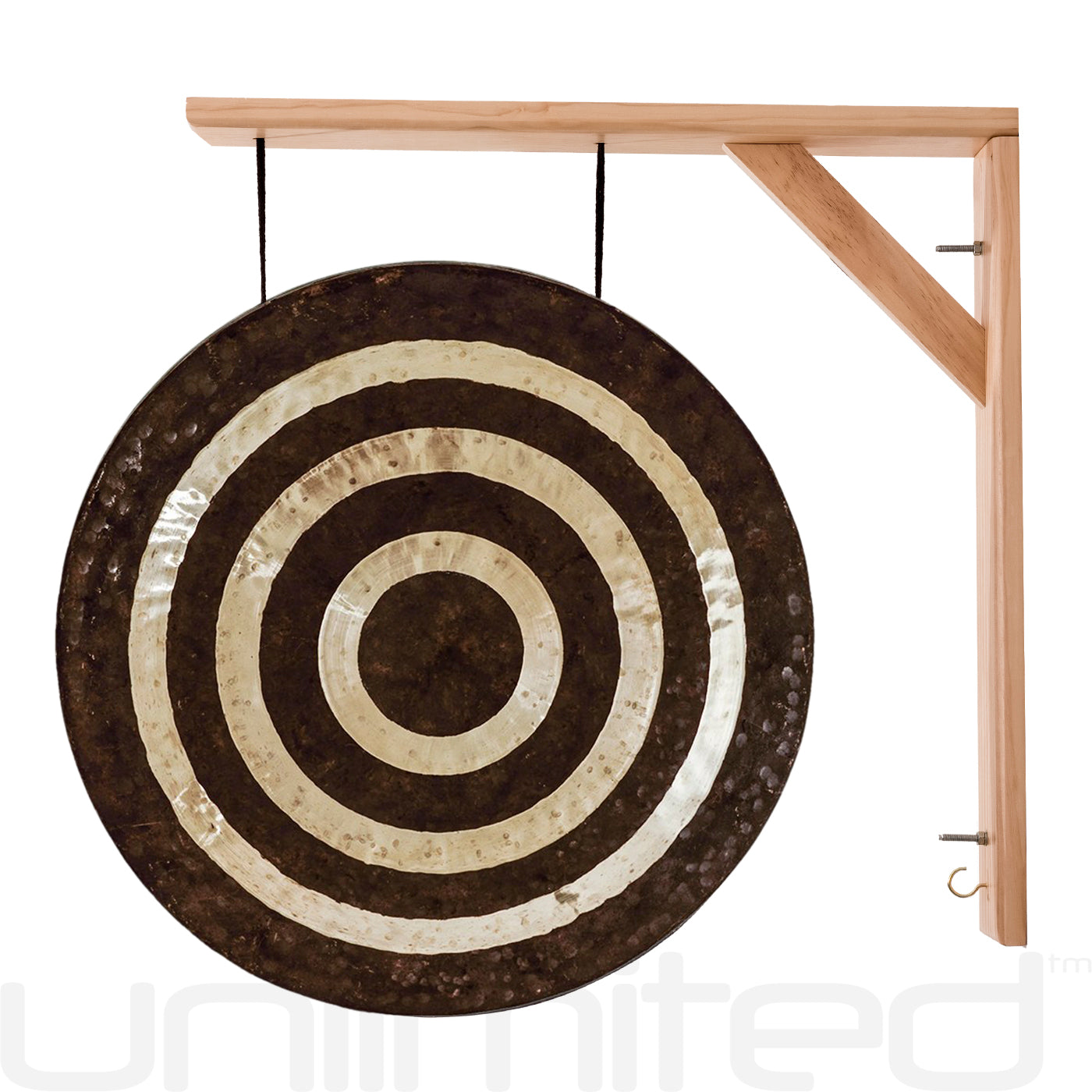 18 To 22 Gongs On The Great Wall Gong Hanger Natural Gongs