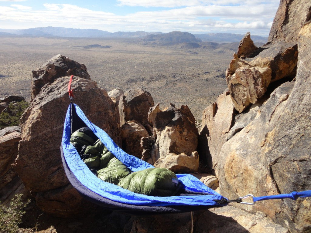 Why a Hammock is Perfect for Backcountry Camping