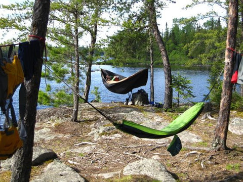 Another Problem With Hammocks That People Tend To Overlook Until Theyu0027re In  The Field Is That They Donu0027t Come With Extra Storage Space That You ...