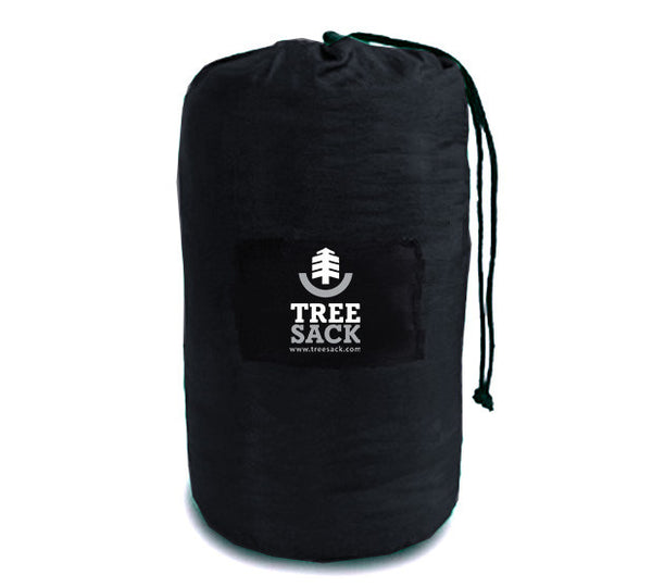 Tree Sack Hammock - Black (Double)