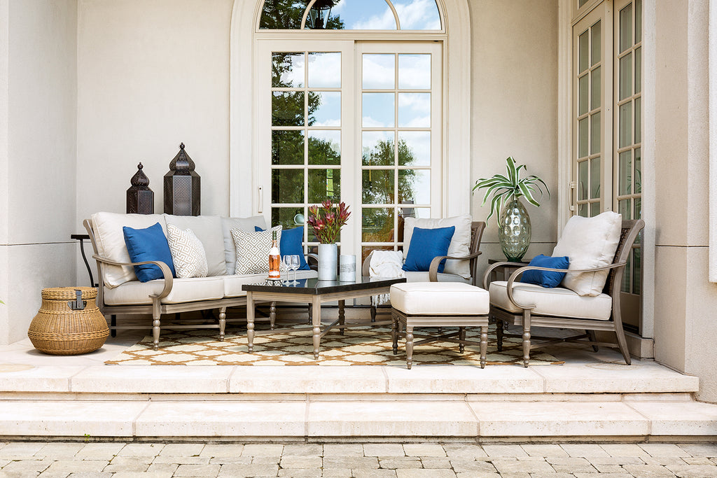 7 Tips for Arranging Patio Furniture