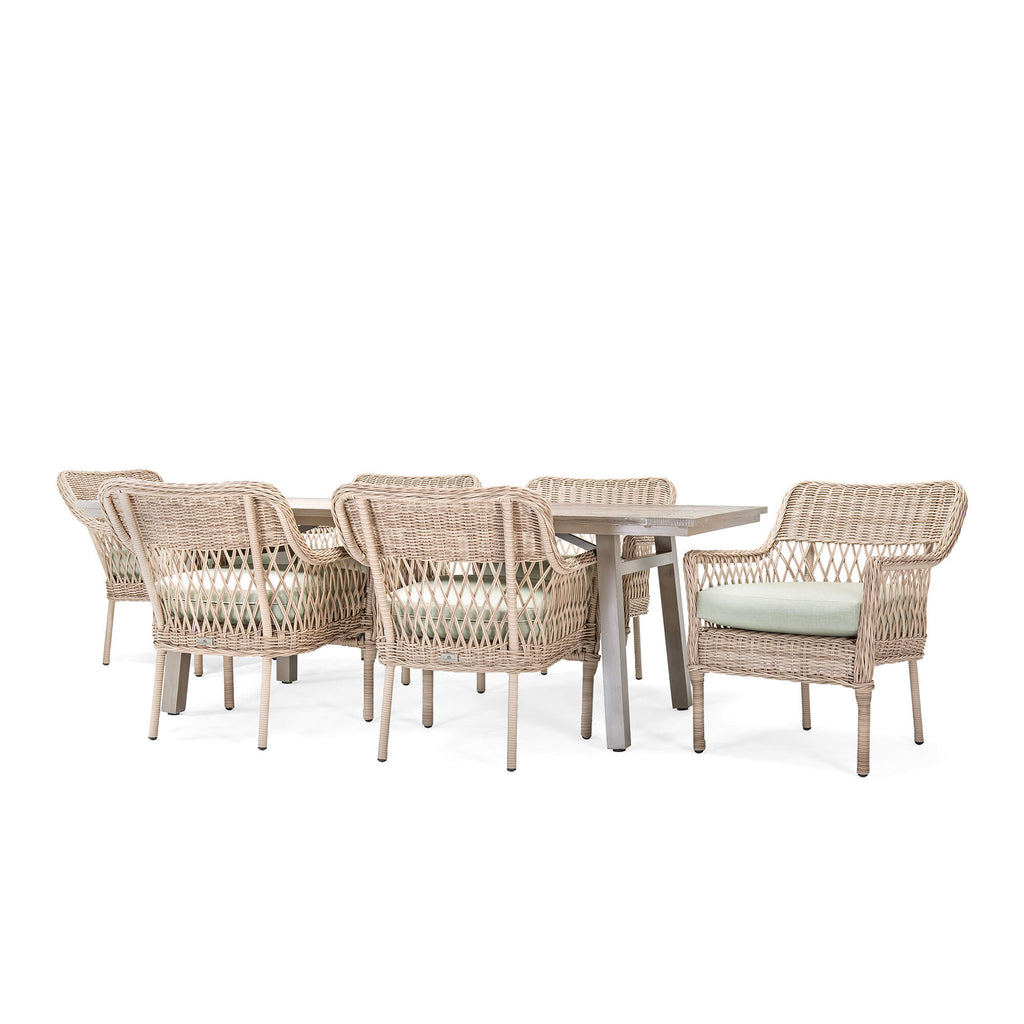 Colfax 7 Piece Dining Set