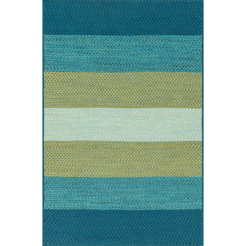 Garret Rug - Blue Green