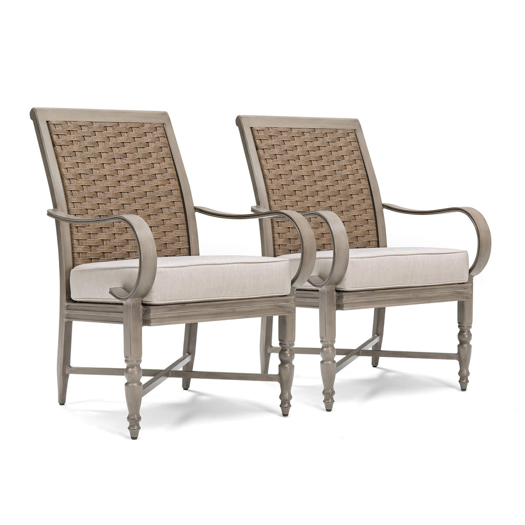 Saylor Arm Chair (2 pack)