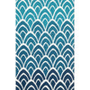 Venice Beach Rug - Blue Multi