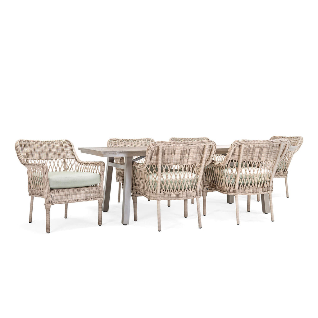 Mix & Match 7pc Dining Set