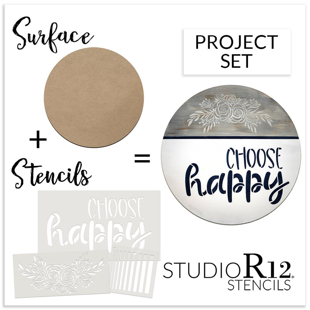 happiness,   			                 Happy,   			                 Home Decor,   			                 Inspiration,   			                 Inspirational,   			                 Inspirational Quotes,   			                 Inspiring,   			                 set,   			                 stencil,   			                 stencil set,   			                 Stencils,   			                 StudioR12,   			                 StudioR12 Stencil,   			                 Surface,   			                 Template,   			                 wood,   			                 wood sign,   			                 wood surface,   			                 wood surface set,