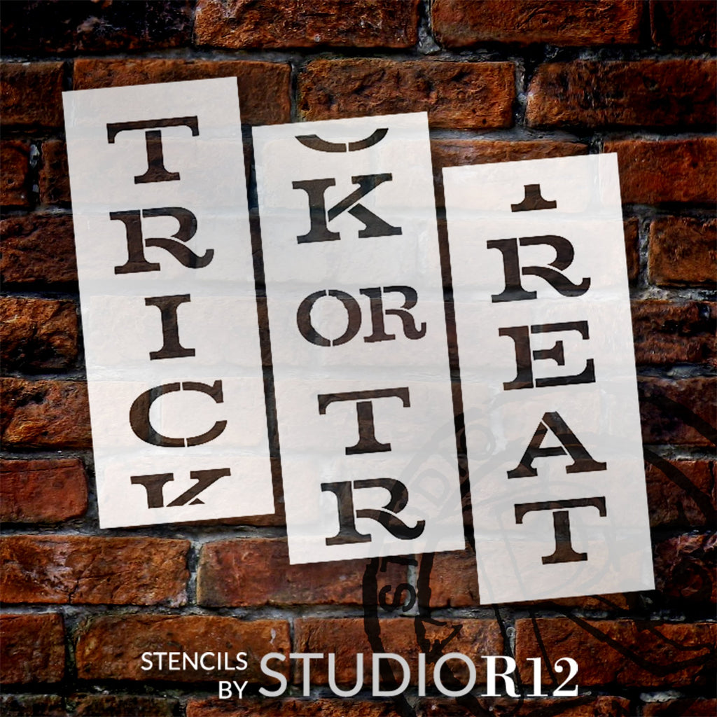entry,   			                 Fall,   			                 Halloween,   			                 Mixed Media,   			                 Multimedia,   			                 porch sign,   			                 Spooky,   			                 Stencils,   			                 Studio R 12,   			                 StudioR12,   			                 StudioR12 Stencil,   			                 Tall porch,   			                 Template,   			                 Thanksgiving,   			                 Trick or Treat,