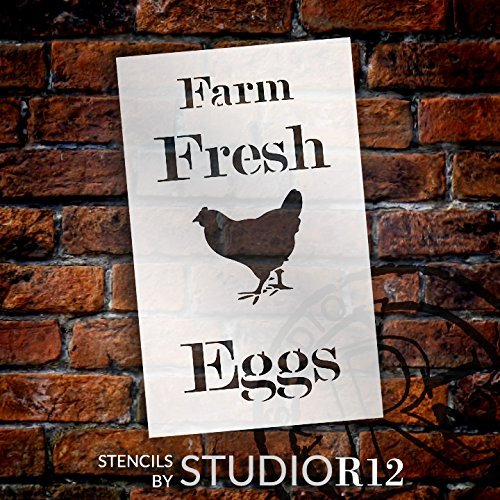 Country,   			                 Farm Animal,   			                 Farmhouse,   			                 Home Decor,   			                 Prim,   			                 Primitive,   			                 Spring,   			                 Stencils,   			                 Studio R 12,   			                 StudioR12,   			                 StudioR12 Stencil,   			                 Summer,   			                 Template,