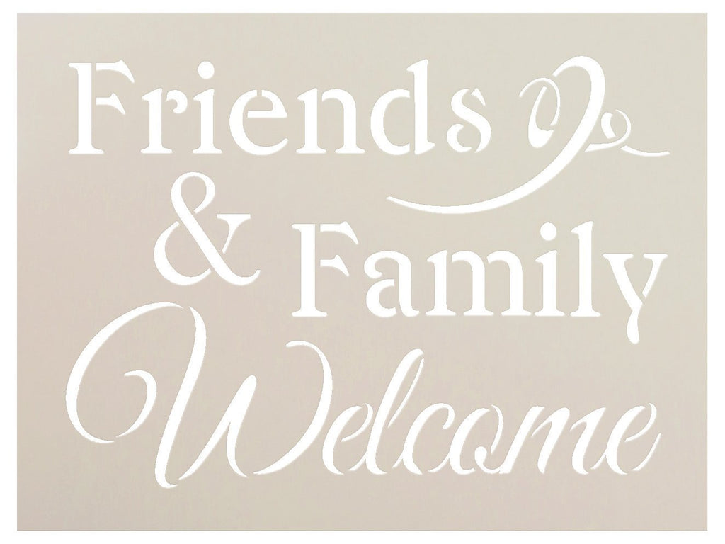Country,   			                 Family,   			                 Fun,   			                 Gather,   			                 Stencils,   			                 Studio R 12,   			                 StudioR12,   			                 StudioR12 Stencil,   			                 Template,   			                 Welcome,   			                 Welcome Sign,