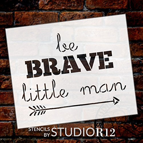 Animal,   			                 Arrow,   			                 Arrows,   			                 art,   			                 Art Stencil,   			                 Art Stencils,   			                 Baby,   			                 Brave,   			                 Child,   			                 Inspiration,   			                 Inspirational Quotes,   			                 Inspiring,   			                 Little one,   			                 Nursery,   			                 Stencils,   			                 Studio R 12,   			                 StudioR12,   			                 StudioR12 Stencil,   			                 Template,