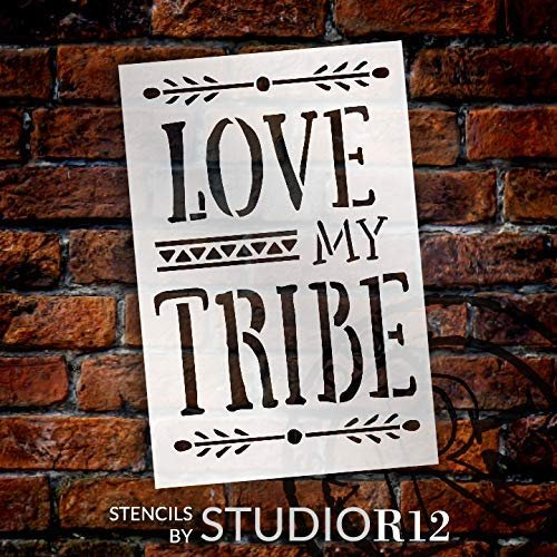 adventure,   			                 arrow,   			                 bohemian,   			                 Boho,   			                 Boho Decor,   			                 child,   			                 children,   			                 couple,   			                 family,   			                 farmhouse,   			                 Home,   			                 Home Decor,   			                 Inspiration,   			                 Inspirational Quotes,   			                 Kitchen,   			                 love,   			                 marriage,   			                 Mixed Media,   			                 rustic,   			                 Sayings,   			                 stencil,   			                 Stencils,   			                 Studio R 12,   			                 StudioR12,   			                 StudioR12 Stencil,   			                 tribal,   			                 tribe,   			                 wedding,