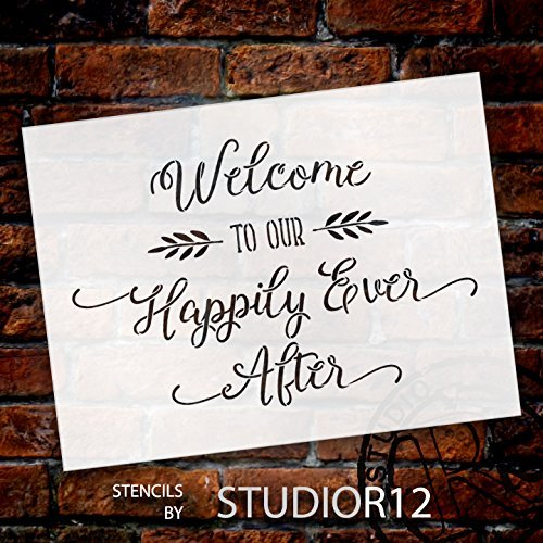 Art Stencil,   			                 Bride,   			                 Ceremony,   			                 Groom,   			                 rustic,   			                 Stencils,   			                 Studio R 12,   			                 StudioR12,   			                 StudioR12 Stencil,   			                 Template,   			                 Wedding,