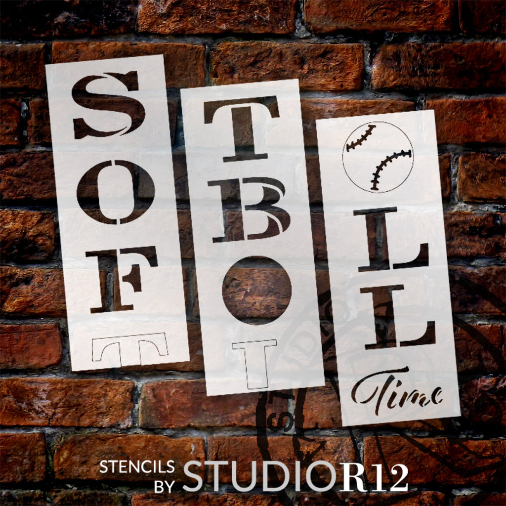 Deck,   			                 Home Decor,   			                 Patio,   			                 Porch,   			                 School,   			                 Sign,   			                 Softball,   			                 Sports,   			                 Spring,   			                 Stencils,   			                 Studio R 12,   			                 StudioR12,   			                 StudioR12 Stencil,   			                 Summer,   			                 Template,   			                 Welcome,   			                 Welcome Sign,