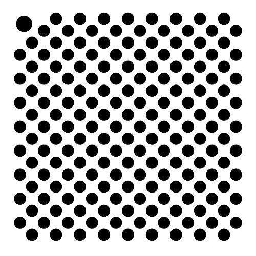 Background,   			                 Circle,   			                 Complex,   			                 Dot,   			                 Mixed Media,   			                 Multimedia,   			                 Pattern,   			                 Perspective,   			                 Polka,   			                 Polkadot,   			                 Stencils,   			                 Studio R 12,   			                 StudioR12,   			                 StudioR12 Stencil,