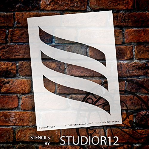 Art Stencils,   			                 Mixed Media,   			                 Multimedia,   			                 Pattern,   			                 Stencils,   			                 Studio R 12,   			                 StudioR12,   			                 StudioR12 Stencil,   			                 Template,   			                 Tile,