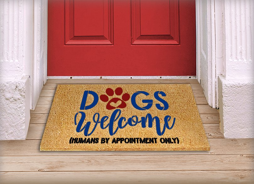 Animal,   			                 animal lover,   			                 animals,   			                 Art Stencil,   			                 Dog,   			                 dog lover,   			                 door mat,   			                 doormat,   			                 Farmhouse,   			                 Fun,   			                 funny,   			                 Home Decor,   			                 paw,   			                 paw print,   			                 pawprint,   			                 Pet,   			                 pet lover,   			                 Pets,   			                 stencil,   			                 Stencils,   			                 StudioR12,   			                 StudioR12 Stencil,   			                 Template,   			                 Welcome,