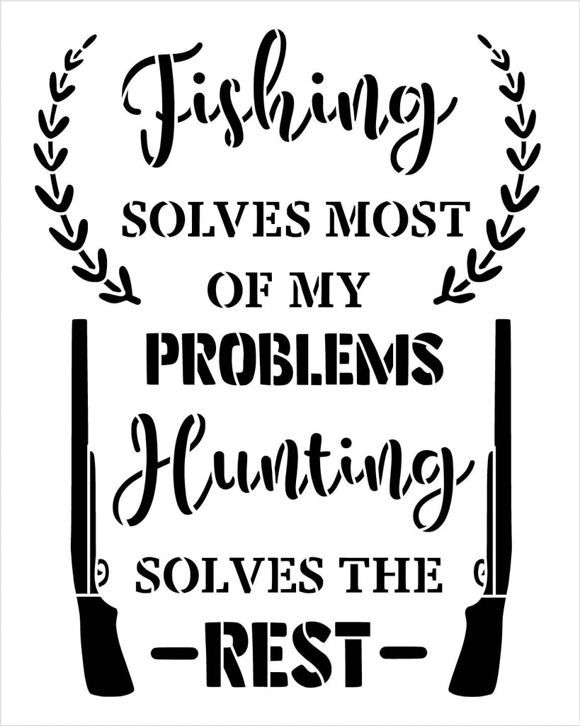 42-New Pattern Choices Stencil 3D Custom-for a Rapala DHJ-12