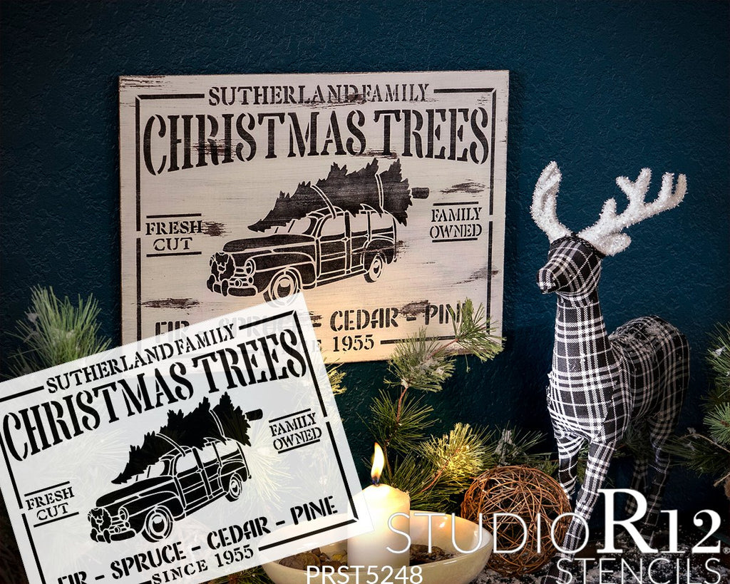 antique Truck,   			                 cedar,   			                 Christmas,   			                 Christmas & Winter,   			                 christmas tree,   			                 Christmas Trees,   			                 Country,   			                 custom,   			                 Family,   			                 Farm,   			                 Farmhouse,   			                 fir,   			                 fir tree,   			                 fresh,   			                 Holiday,   			                 Home,   			                 Home Decor,   			                 old truck,   			                 Personalized,   			                 pine,   			                 spruce,   			                 stencil,   			                 Stencils,   			                 StudioR12,   			                 StudioR12 Stencil,   			                 Template,   			                 tree,   			                 truck,   			                 vintage truck,