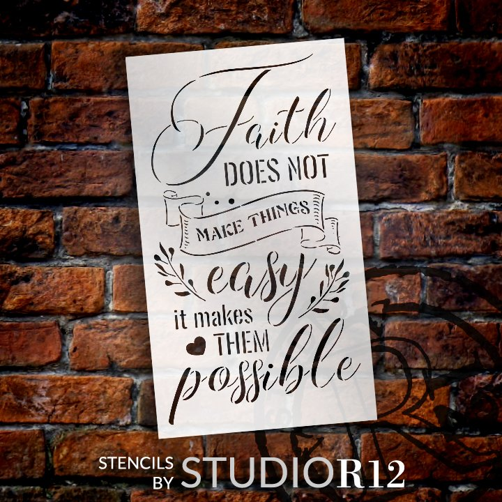 Christian,   			                 Country,   			                 Faith,   			                 Farmhouse,   			                 heart,   			                 Heart shape,   			                 hearts,   			                 Home,   			                 Home Decor,   			                 Inspiration,   			                 Inspirational,   			                 Inspirational Quotes,   			                 laurel,   			                 Motivation,   			                 Motivational,   			                 Quotes,   			                 Religion,   			                 religious,   			                 Sayings,   			                 stencil,   			                 Stencils,   			                 StudioR12,   			                 StudioR12 Stencil,   			                 Template,