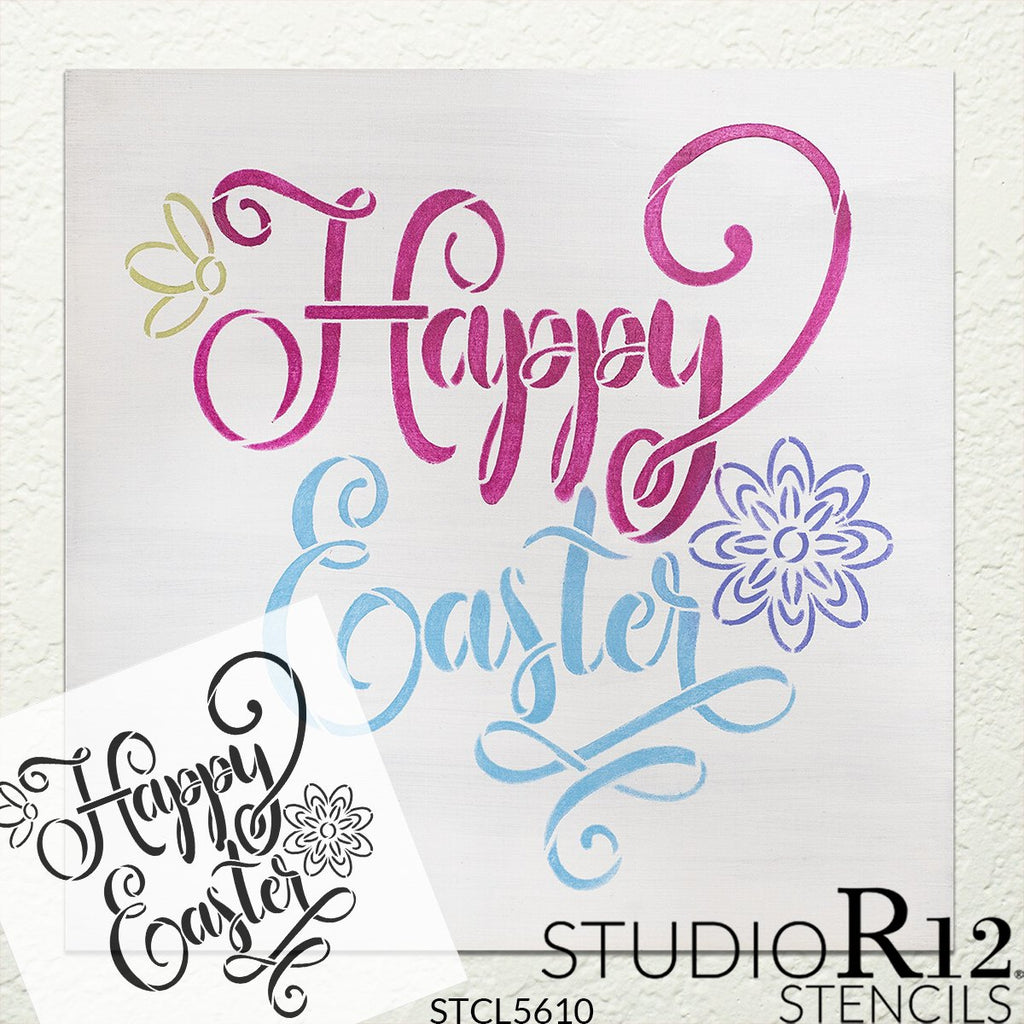 art,   			                 Art Stencil,   			                 craft,   			                 Cursive,   			                 cursive script,   			                 decorative,   			                 diy,   			                 diy decor,   			                 diy sign,   			                 diy stencil,   			                 diy wood sign,   			                 Easter,   			                 elegant,   			                 Family,   			                 Floral,   			                 flower,   			                 Happy,   			                 Holiday,   			                 Home,   			                 Home Decor,   			                 New Product,   			                 paint,   			                 paint wood sign,   			                 Porch,   			                 Reusable Template,   			                 script,   			                 Sign,   			                 Spring,   			                 stencil,   			                 Stencils,   			                 Studio R 12,   			                 Studio R12,   			                 StudioR12,   			                 StudioR12 Stencil,   			                 Studior12 Stencils,   			                 Template,   			                 template stencil,   			                 wall decor,   			                 wood sign,   			                 wood sign stencil,   			                 word art,