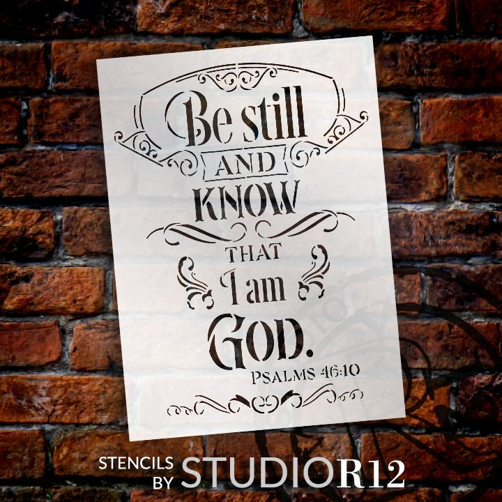 Bible,   			                 Bible verse,   			                 Bible verses,   			                 Christian,   			                 Country,   			                 Daily inspiration,   			                 Faith,   			                 Farmhouse,   			                 Home,   			                 Home Decor,   			                 Inspiration,   			                 Inspirational,   			                 Inspirational Quotes,   			                 Motivation,   			                 Motivational,   			                 Psalm,   			                 Psalms,   			                 Quotes,   			                 Religion,   			                 religious,   			                 Sayings,   			                 stencil,   			                 Stencils,   			                 StudioR12,   			                 StudioR12 Stencil,   			                 Template,
