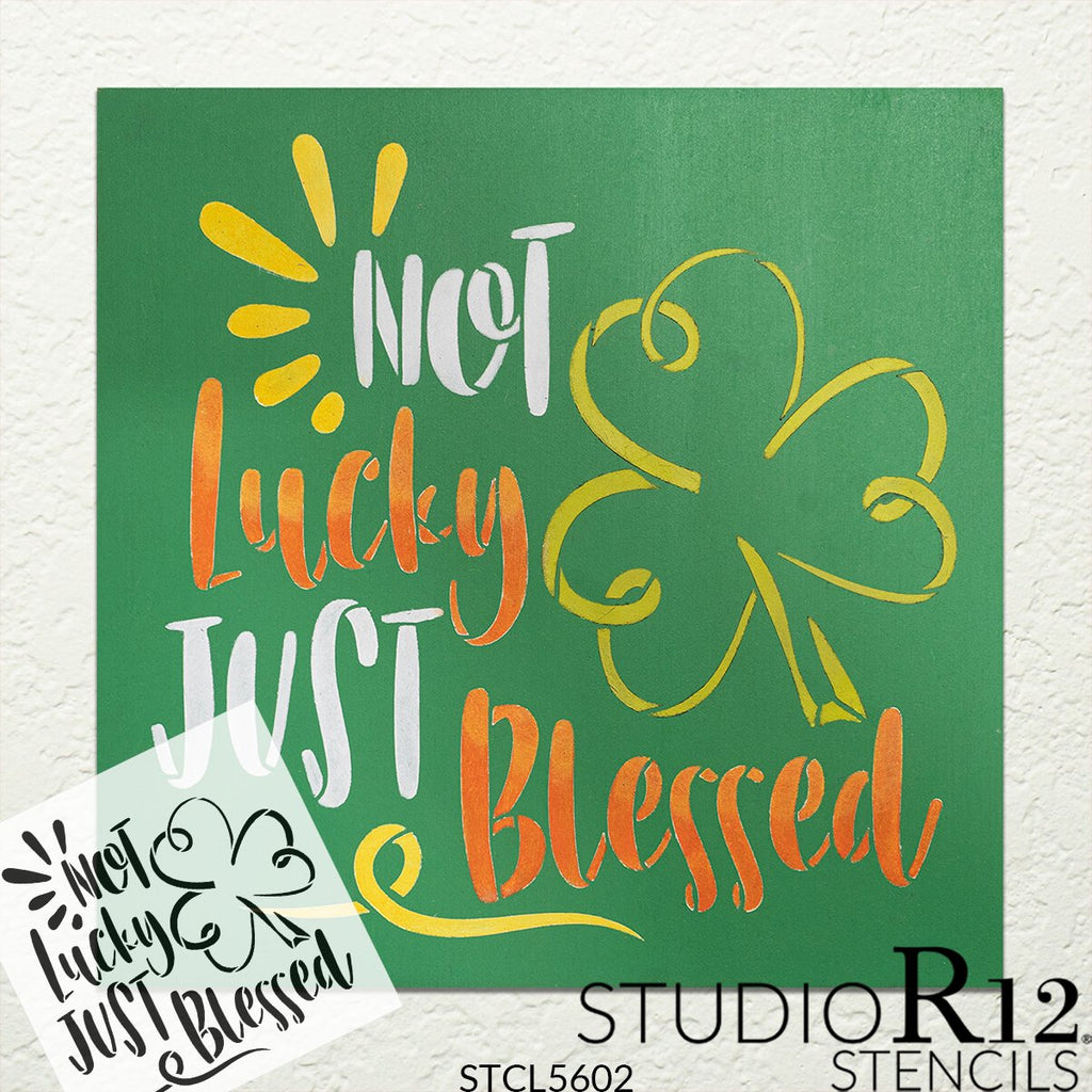 art,   			                 Art Stencil,   			                 Art Stencils,   			                 bless,   			                 blessed,   			                 blessing,   			                 blessings,   			                 clover,   			                 craft,   			                 diy,   			                 diy decor,   			                 diy wood sign,   			                 Family,   			                 Holiday,   			                 Home,   			                 Home Decor,   			                 Inspiration,   			                 Inspirational Quotes,   			                 luck,   			                 lucky,   			                 march,   			                 New Product,   			                 paint,   			                 paint wood sign,   			                 Reusable Template,   			                 Saint Patrick's Day,   			                 Sayings,   			                 shamrock,   			                 Spring,   			                 St Patrick,   			                 stencil,   			                 Stencils,   			                 Studio R 12,   			                 Studio R12,   			                 StudioR12,   			                 StudioR12 Stencil,   			                 Template,   			                 word art,   			                 word stencil,