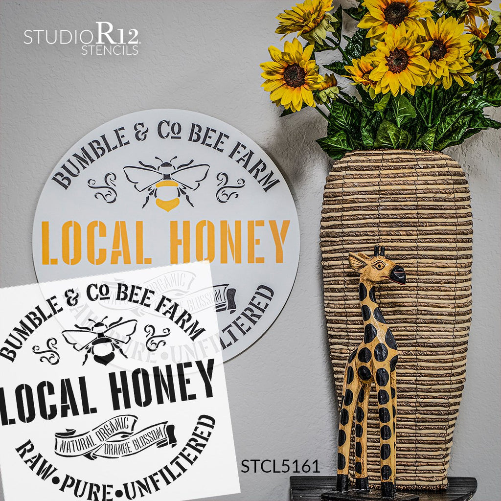 beautiful kitchen,   			                 Bee,   			                 Beehive,   			                 bees,   			                 Bumble Bee,   			                 Country,   			                 country kitchen,   			                 Farmhouse,   			                 Home,   			                 Home Decor,   			                 Honey,   			                 honey comb,   			                 Honeycomb,   			                 Kitchen,   			                 kitchen decor,   			                 local honey,   			                 Queen Bee,   			                 stencil,   			                 Stencils,   			                 StudioR12,   			                 StudioR12 Stencil,   			                 Template,