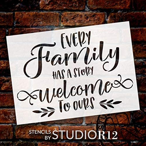 Faith,   			                 family,   			                 Home,   			                 Inspiration,   			                 laurel,   			                 love,   			                 Stencils,   			                 StudioR12,   			                 welcome,