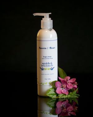 bugs away smooth and silky lotion