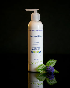 lavender smooth and silky lotion