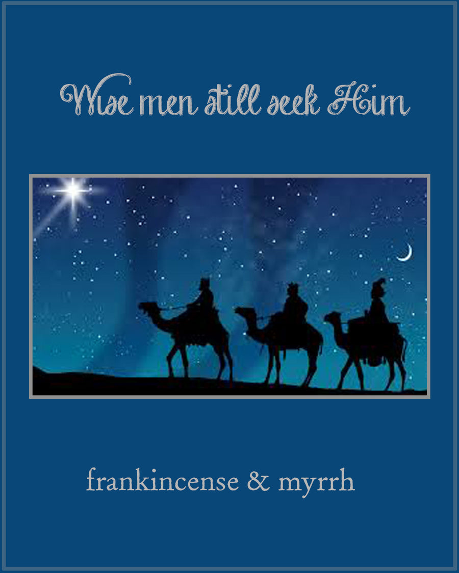 frankincense and myrrh smooth and silky lotion