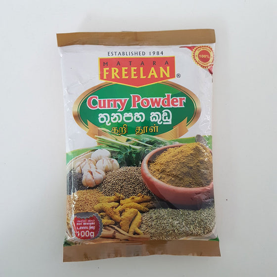 Freelan Curry Powder 100g