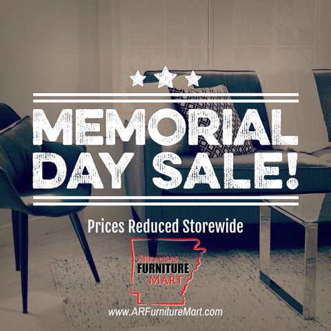 Memorial Day Sale 25% off Rugs, Outdoor Living, and Lighting